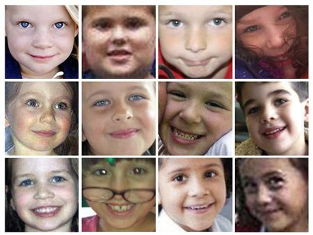 Sandy Hook Elementary School Shooting Victims